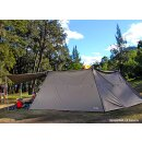 Oztent Foxwing Tapered Zip Extension