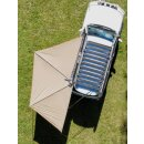 Foxwing 180° Awning left side